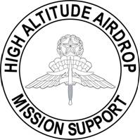 High Altitude Airdrop Mission Support