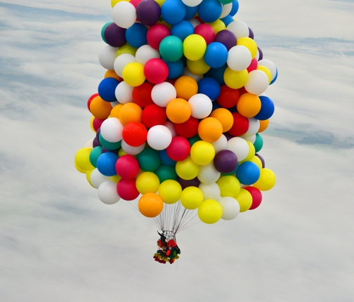 Jonathan Trappe S Clusterballoon Com