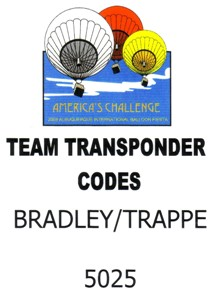 Transponder Codes