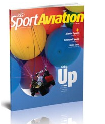 Sport Aviation - June 2010